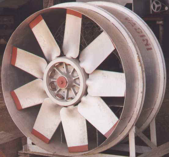 VADINI Industrial Fan